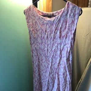 April Cornell Sleeveless Dress